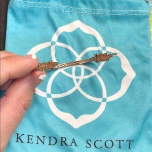 Kendra Scott drusy cuff